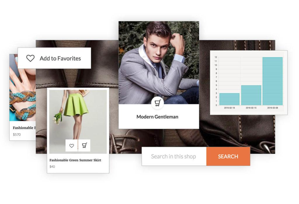 Moderna tienda online - Andorra MarketPlace